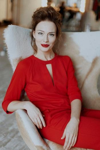 Екатерина Маликова на фото