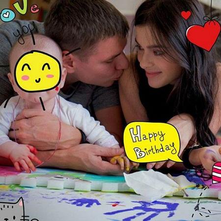 Елена Темникова муж дочь фото