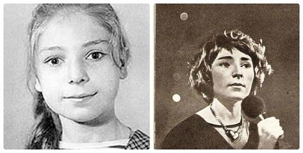 Жанна Агузарова в детстве и молодости фото