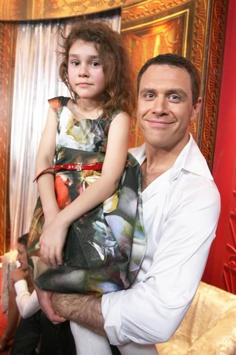 Иван Оганесян дочь фото