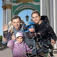 Илья Носков жена дети семья фото