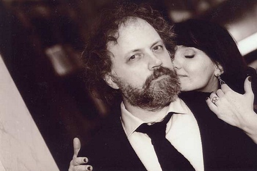 Инга Оболдина с мужем Виталием Салтыковым фото