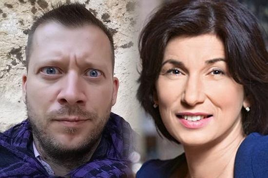 Ирада Зейналова и её новый муж Александр Евстигнеев фото