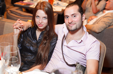 Ираклий Пирцхалава с женой фото