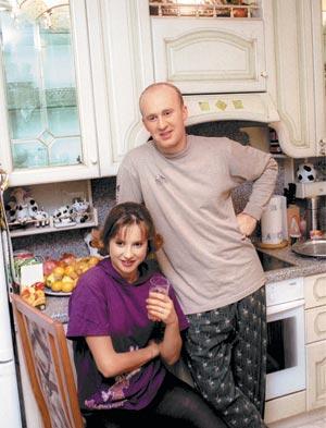 Ирина Слуцкая муж фото