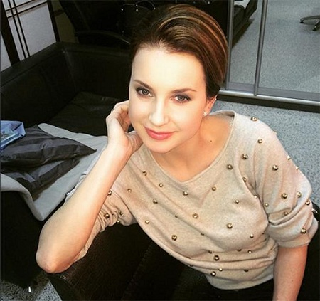 Ирина Слуцкая фото