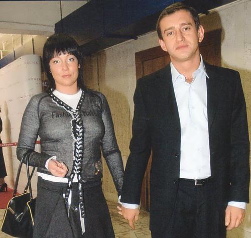 Константин Хабенский первая жена фото