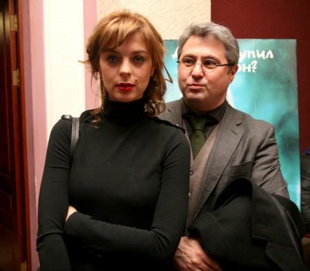 Кристина Кузьмина с бывшем мужем Дмитрием Месхиевым фото