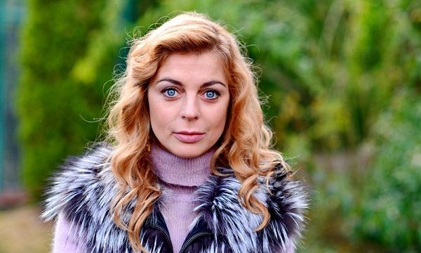 Кристина Кузьмина на фото