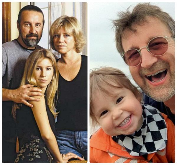 Леонид Ярмольник с семьей женой дочерью и внуком фото