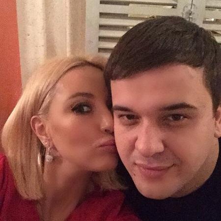 Лера Кудрявцева с сыном Жаном фото