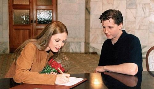 Мария Аниканова с мужем Андреем Сипиным фото