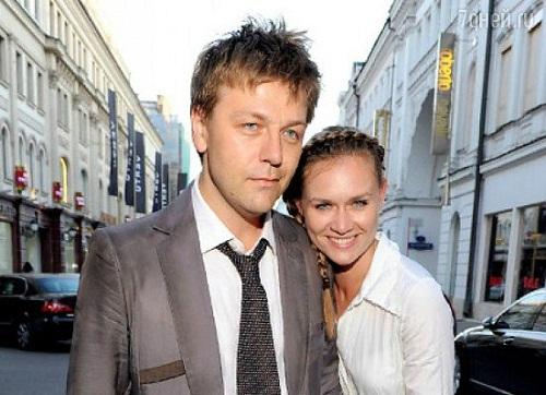 Мария Машкова со вторым мужем Александром Слободяником фото