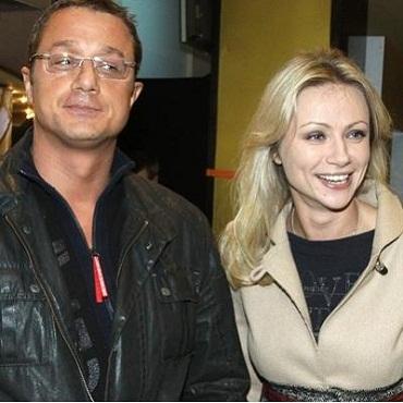 Мария Миронова с бывшим мужем Алексеем Макаровым фото