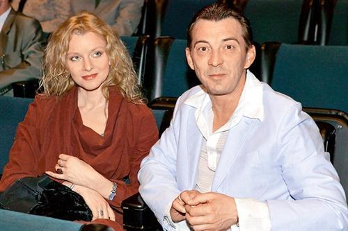 Николай Добрынин с бывшей женой Анной Тереховой фото