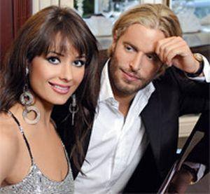 Оксана Федорова с бывшим мужем фото