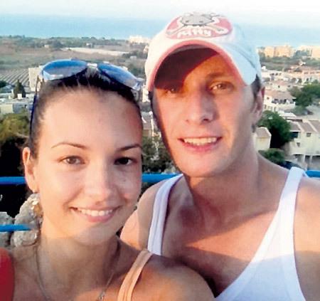 Ольга Павловец с мужем Иваном Шибановым фото