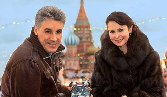 Ольга Погодина с мужем Алексеем Пимановым фото
