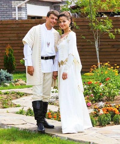 Ольга Фадеева с мужем фото