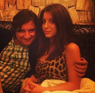 Отар Кушанашвили дочь фото