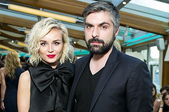 Полина Гагарина с мужем Дмитрием Исхаковым фото