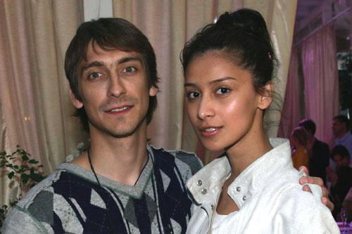 Равшана Куркова с бывшим мужем Артемом Ткаченко фото