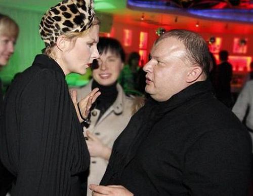 Рената Литвинова с бывшим мужем фото