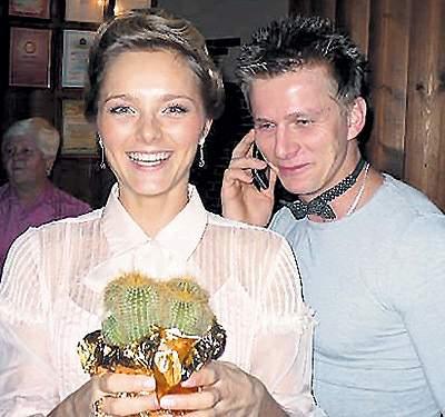 Роман Курцын жена фото