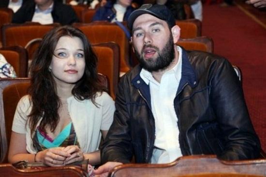 Семён Слепаков с женой фото