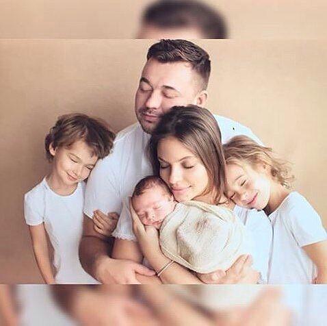 Сергей Жуков семья жена дети фото