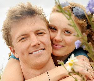 Сергей Мухин жена фото