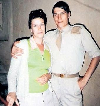 Сергей Угрюмов с женой Галиной фото
