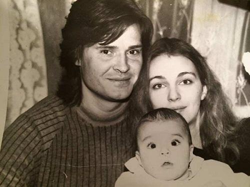 Татьяна Лютаева и её бывший муж Олегас Дитковскис фото