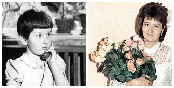 Татьяна Устинова в детстве и молодости фото