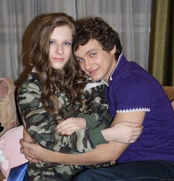 Филипп Бледный и Елизавета Арзамасова фото