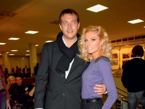 Александра Савельева со своим супругом Кириллом Сафоновым фото
