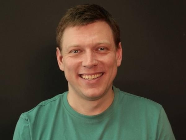 Сергей Лавыгин на фото