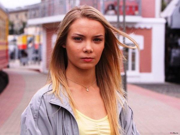 Ольга Арнтгольц на фото