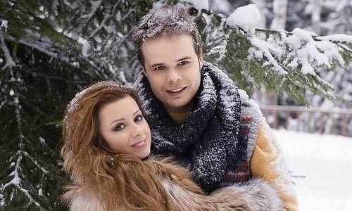 Юлия Савичева муж Александр Аршинов фото
