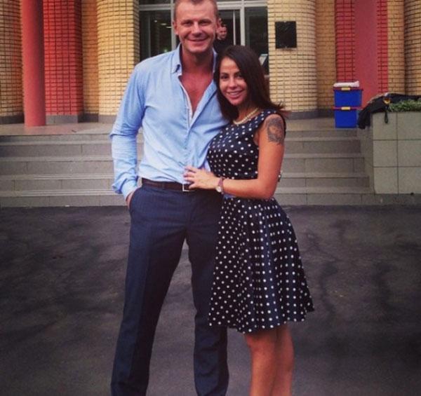 Андрей стоянов фото свадьба с берковой