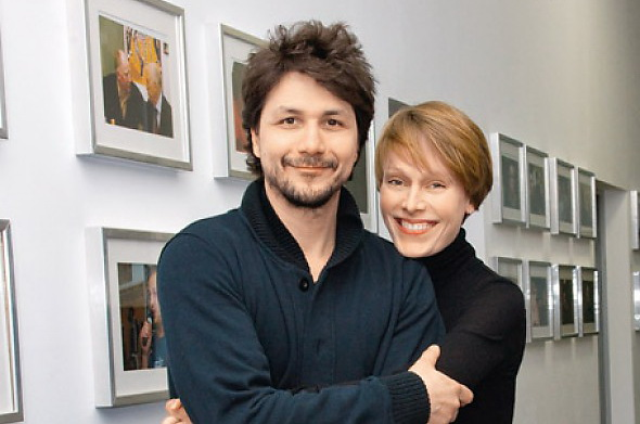 Ольга Ломоносова: личная жизнь, муж, дети (фото)