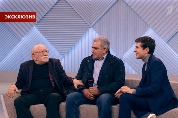 Армен Джигарханян: личная жизнь, последние новости 2017