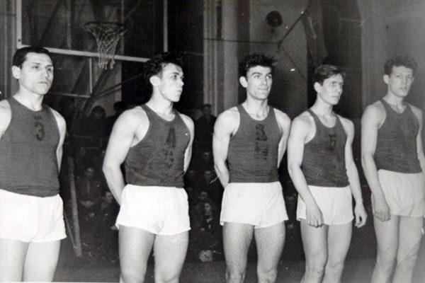 Баскетболист Владимир Гаранжин: биография