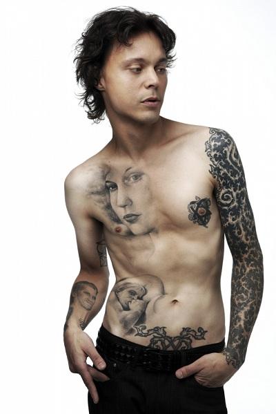 татуировки Вилле Вало фото
