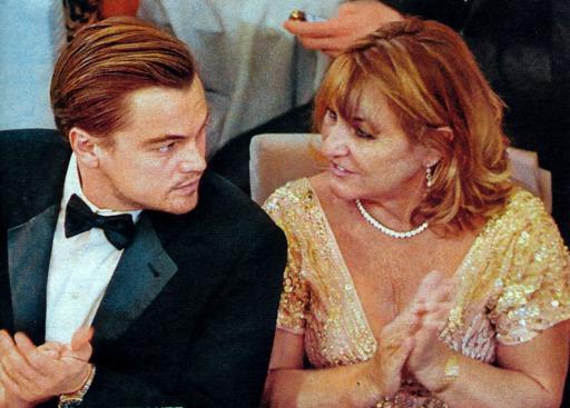 Лео с мамой фото