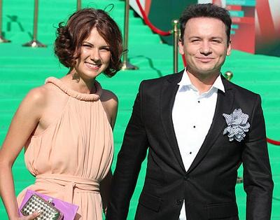Александр Олешко и его бывшая жена Ольга Белова фото