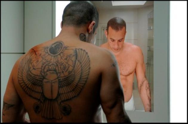 татуировки Вина Дизеля