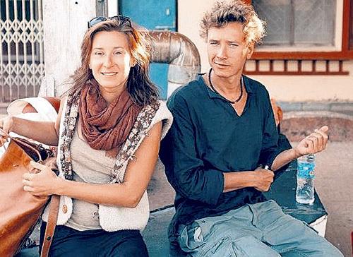 Александр Яценко: личная жизнь, жена, фото