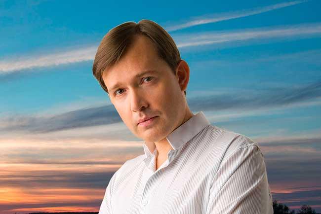 Биография, жена и дети Олега Погудина