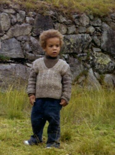 Вин Дизель (Vin Diesel) в детстве фото